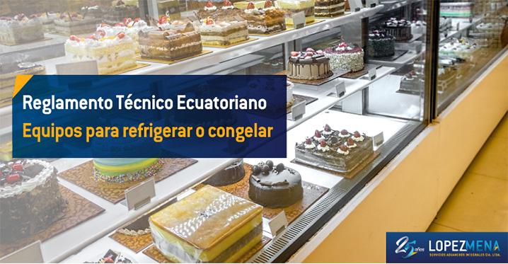 Reglamento Técnico Ecuatoriano RTE INEN 009 (1R) para Aparatos de producción de frío de uso doméstico.